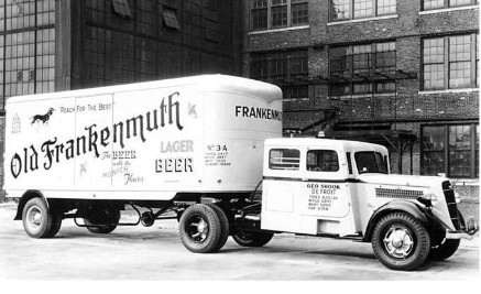 1936 Camion Studebaker